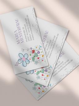 Visitenkarten personalisiert